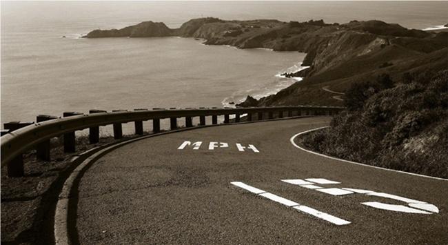 Carretera de ensueño