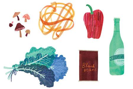 Los esenciales de la compra según Marisa Seguin