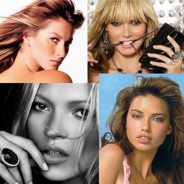 Las modelos más ricas del mundo según Forbes