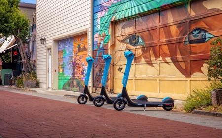 Skip hace sumergibles sus patinetes eléctricos de alquiler para resistir el vandalismo (o intentarlo)