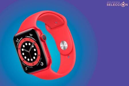El Apple Watch Series 6 más atrevido tiene descuentazo de 130 euros: deja el iPhone en casa con este smartwatch 4G a precio mínimo