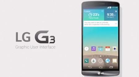 Los próximos equipos de LG tendrán la misma interfaz de usuario que el LG G3