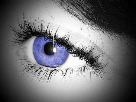 Ojos sexys en cuatro sencillos pasos