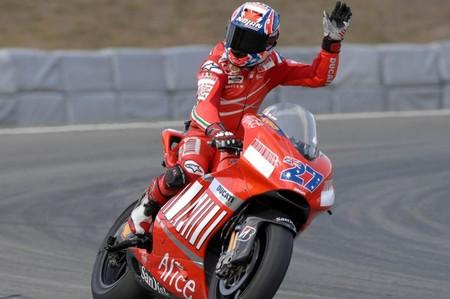 Stoner Ducati 2007