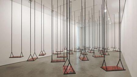 """La Fundación Joan Miró y """"La Caixa"""" nos presentan a Mona Hatoum"""
