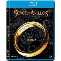 Oferta flash: la trilogía del Señor de los Anillos en BluRay, por sólo 15,29 euros en Amazon