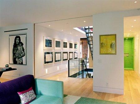 Puertas abiertas la casa del hermano de sarkozy en nueva york for Idealista puertas verdes