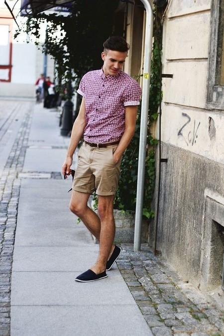 gran descuento aebb2 4c4bf De shorts y alpargatas: así se luce el mejor street-style de ...