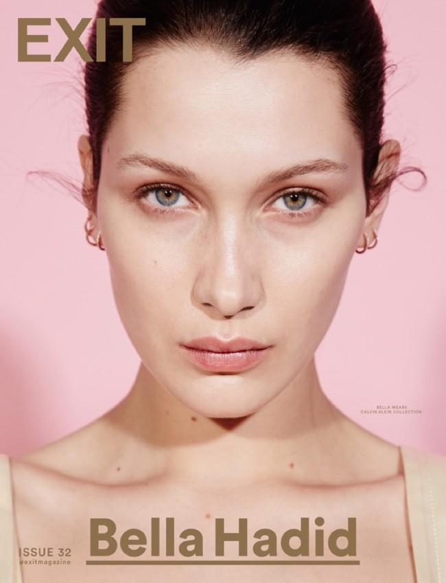 Bella Hadid Exit Magazine Spring 2016 Cover Photoshoot01