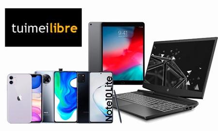 Las superofertas de la semana de tuimeilibre te traen portátiles gaming, smartphones o iPad a precios increíbles