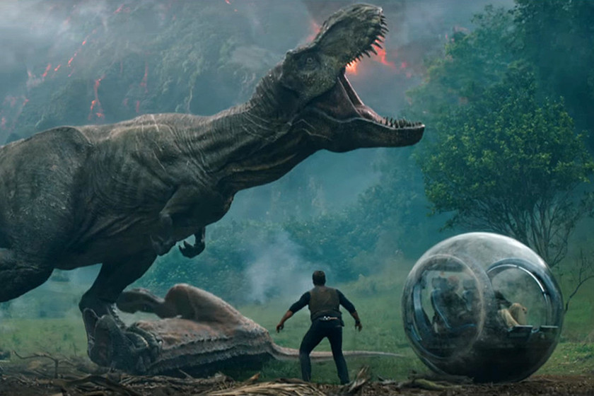Todos los estrenos en diciembre 2019 de Amazon, Filmin y Sky: 'Jurassic Park: El reino caído', 'Vikingos' y más