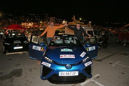 Mirai E Rally Montecarlo 9