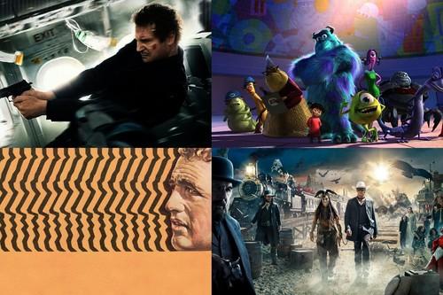 Las 13 mejores películas para ver gratis en abierto este fin de semana (5-7 de junio): 'El llanero solitario', 'Non-Stop' y más