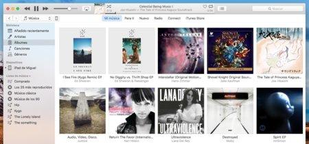 Apple lanza iTunes 12.4 con algunos cambios en su interfaz