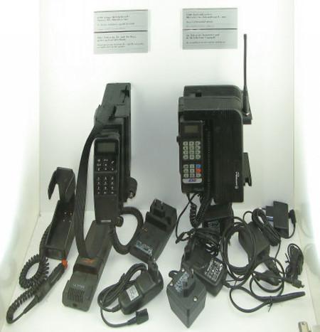 Teléfonos GSM 1991