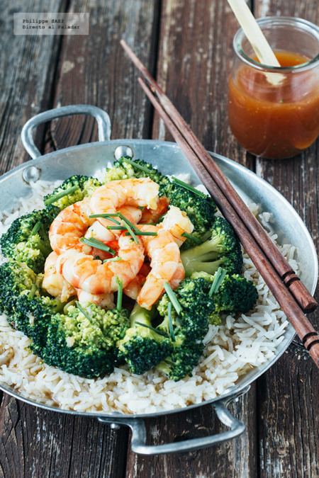 Comer sano en Directo al Paladar: el menú ligero del mes (XVIII)