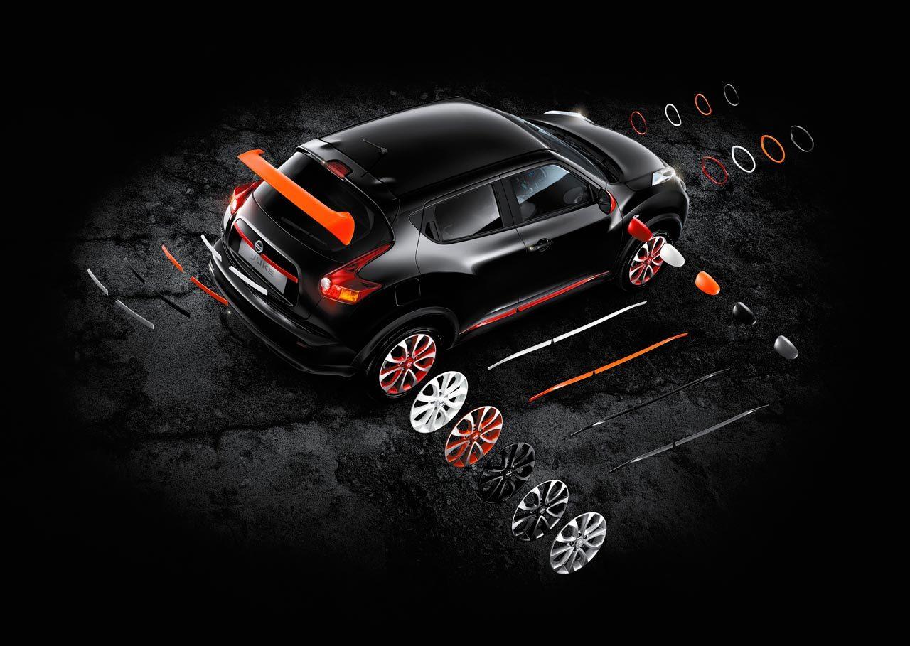 Foto de Nissan Juke Personalización (1/4)