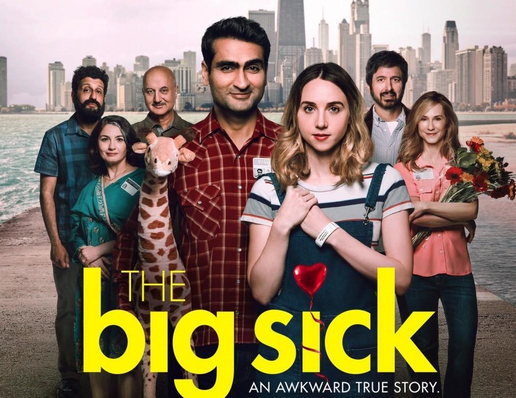 La Gran Enfermedad del Amor (The Big Sick)
