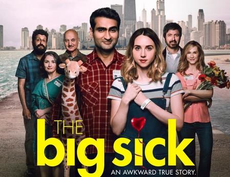 'La gran enfermedad del amor (The Big Sick)', cuando la vida te da el material perfecto para una película
