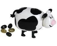 Esta vaca puede quitarte las ganas de comer dulces