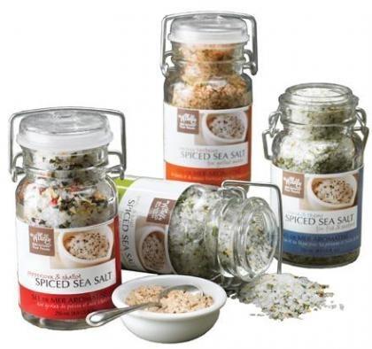 Sal especiada sabor barbacoa ahumada