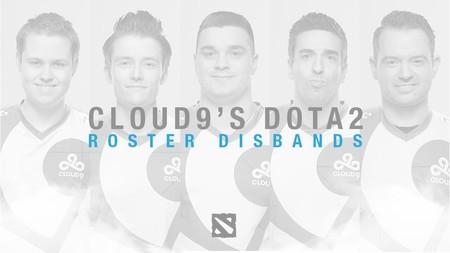 Cloud9 se disuelve por completo