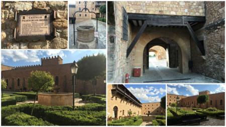 Castillo Obispos Interior