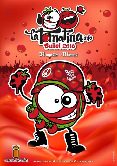 Tomatina 2016