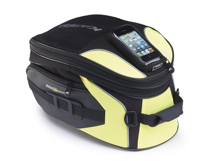 Bolsa sobre-depósito reflectante Kappa RA311: máxima visibilidad