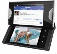 Kyocera Echo, dos pantallas con mucho sentido