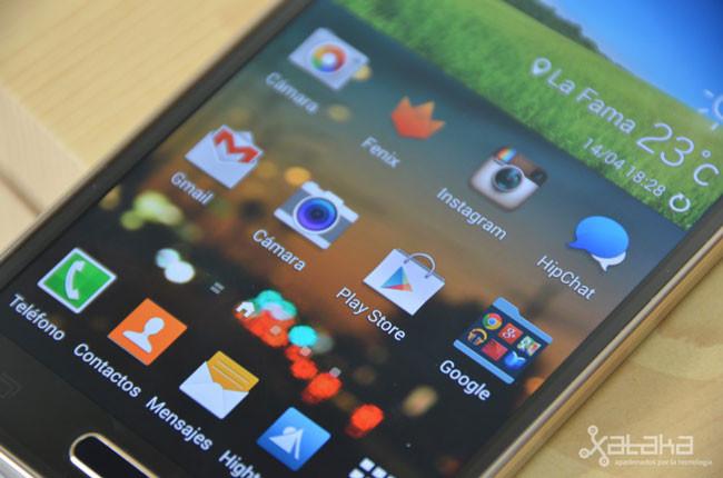 Samsung Galaxy Alpha es la competencia (esperada) para iPhone 6