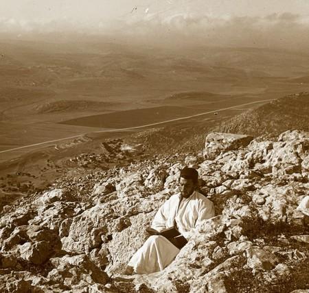Monte Guerizin En Palestina