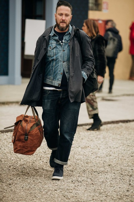 El Mejor Street Style De La Semana Paris Milan Londres Trendencias Hombre Trends 06