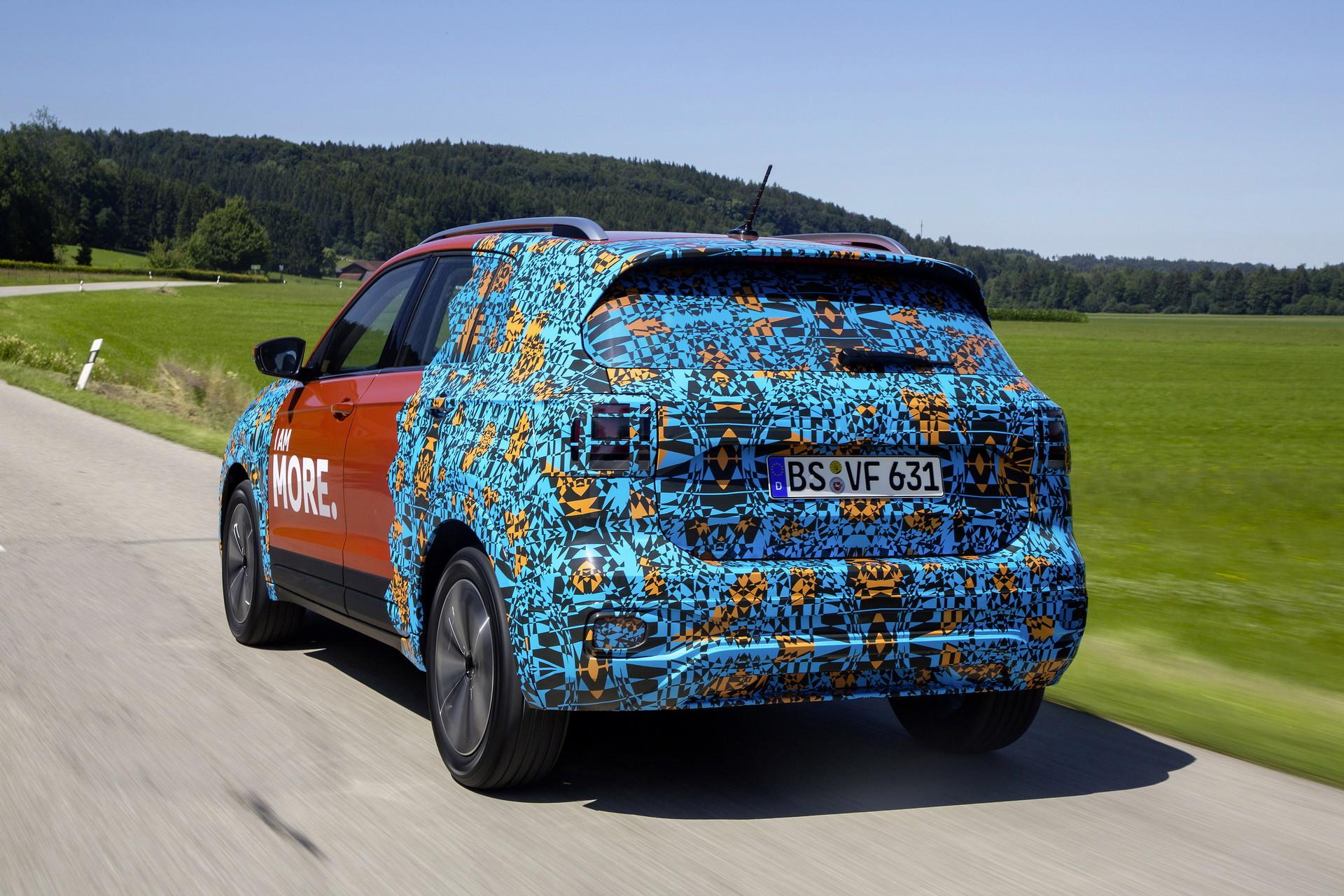 Foto de Volkswagen T-Cross (primeras imágenes) (9/28)