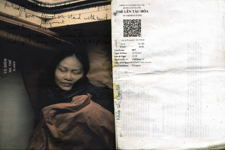 Cuaderno de Vinh a Hue - Primer Premio