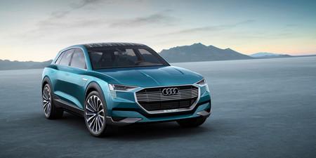 El primer eléctrico de Audi será un SUV que llegará en 2018: Audi e-Tron recorrerá  400 kilómetros con una carga