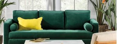 Las rebajas de invierno han llegado también a los sofás en El Corte Inglés
