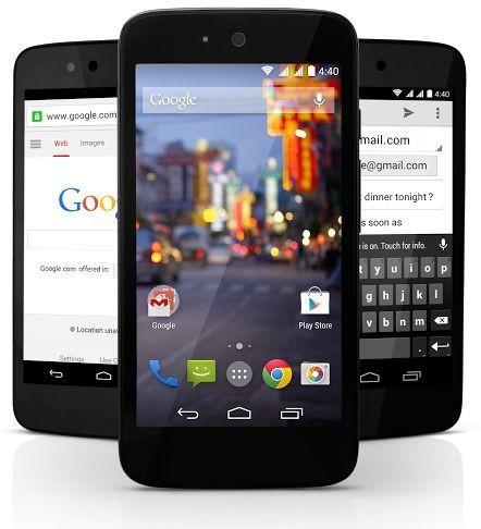 Google quiere darle una vuelta de tuerca a Android One: un smartphone por menos de 50 dólares