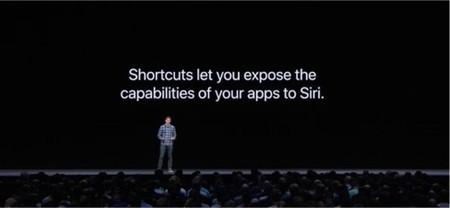 Los atajos permiten exponer las capacidades de tus apps a Siri