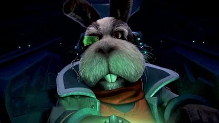 Una imagen de Starlink: Battle for Atlas muestra a Peppy, de Star Fox, como otro de los personajes jugables [GC 2018]