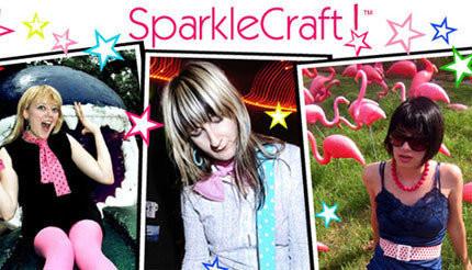 Sparklecraft, sobre todo para la mujer
