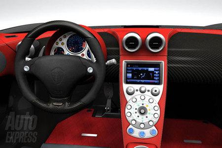Koenigsegg The Quant
