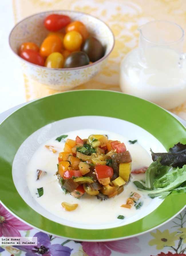 Tartar Mozzarella