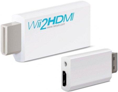 Wii2HDMI, añadiendo una conexión HDMI a la Wii