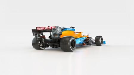 Mclaren Sainz F1 2020