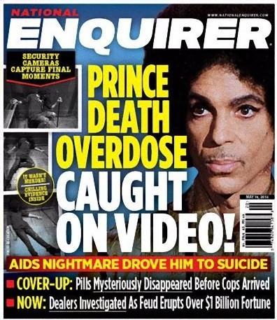 Prince, no te van a dejar descansar