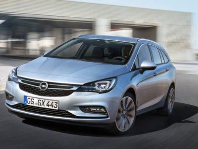 Opel Astra Sports Tourer, el más versátil de los Astra que no verás en México