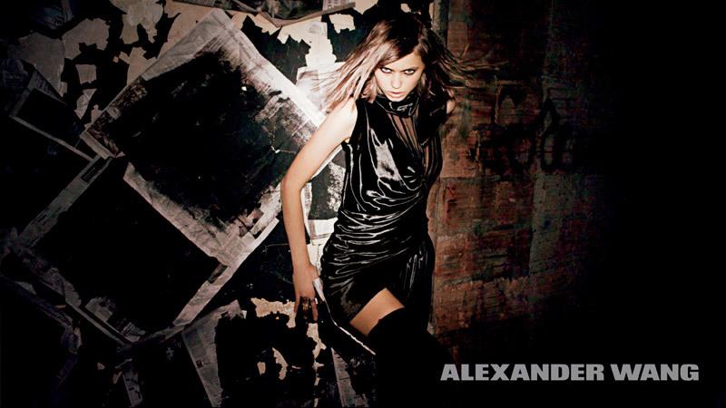 Foto de La nueva campaña de Alexander Wang Otoño-Invierno 2010/2011 entre sombras (2/3)