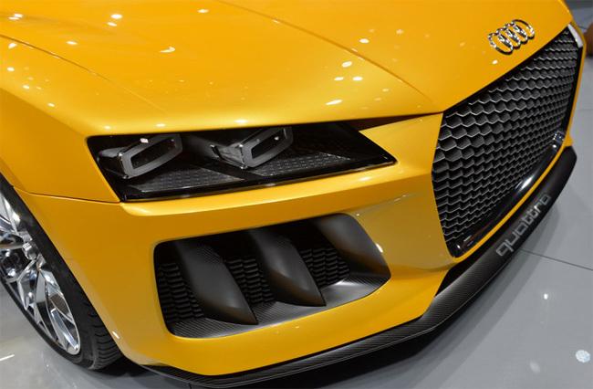 Foto de Audi Quattro Sport e-tron Concept (6/10)