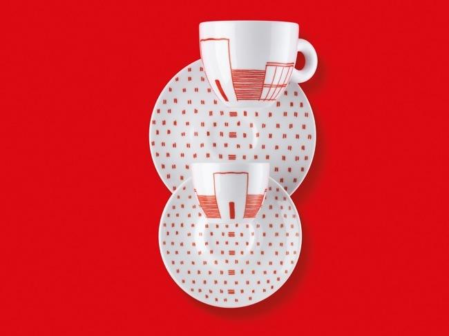 Foto de Nueva colección de tazas de Illy Art Collection (2/7)